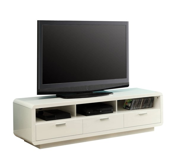 Acme Furniture Randell White TV Stand ACM-91300