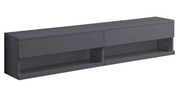 Acme Furniture Ximena Gray Floating TV Stand ACM-91347