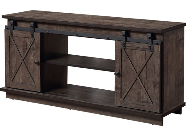 Acme Furniture Rowan Oak TV Stand ACM-91368