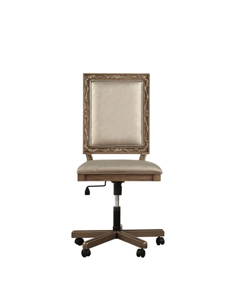 Acme Furniture Orianne Antique Gold Office Chair ACM-91437