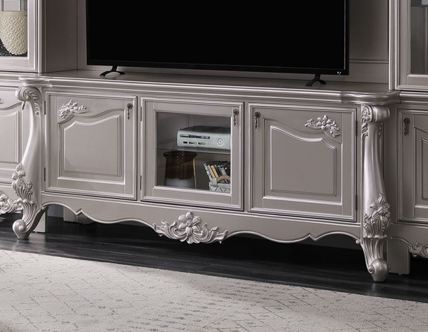 Acme Furniture Bently Champagne TV Stand ACM-91663