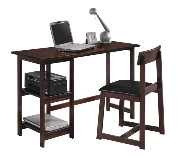 Acme Furniture Vance 2pc Desk and Chair Set ACM-92046