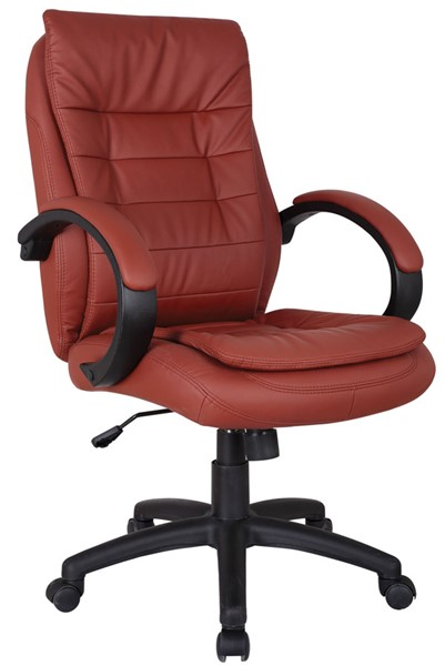 Acme Furniture Jaye Red Pneumatic Lift Office Chair ACM-92176