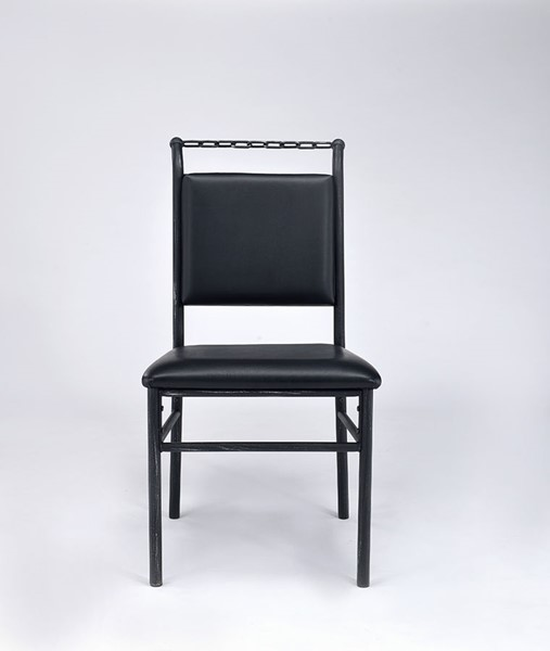 Acme Furniture Jodie Antique Black Chair ACM-92249