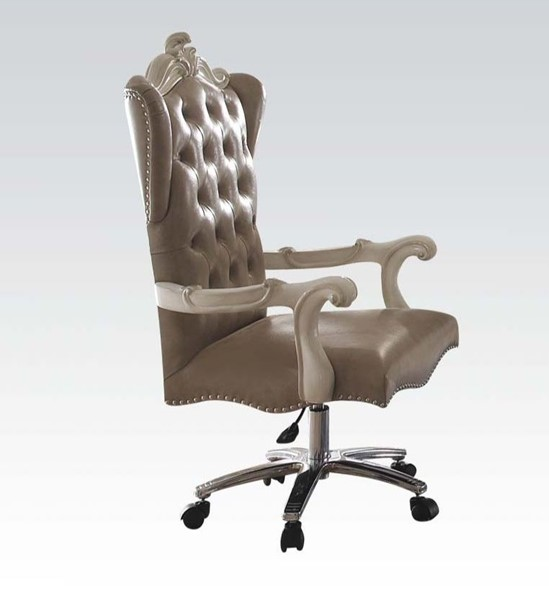 Acme Furniture Versailles Swivel and Lift Executive Chairs ACM-922-OCH-VAR
