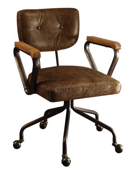 Acme Furniture Hallie Whiskey Executive Office Chairs ACM-9241-OCH-VAR