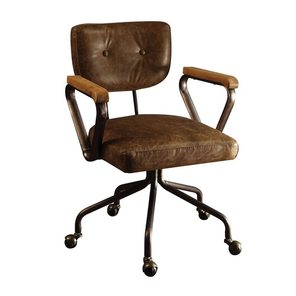 Acme Furniture Hallie Whiskey Executive Office Chair ACM-92410