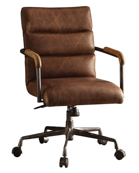 Acme Furniture Harith Brown Executive Office Chair ACM-92414