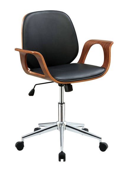 Acme Furniture Camila Black Office Arm Chair ACM-92419