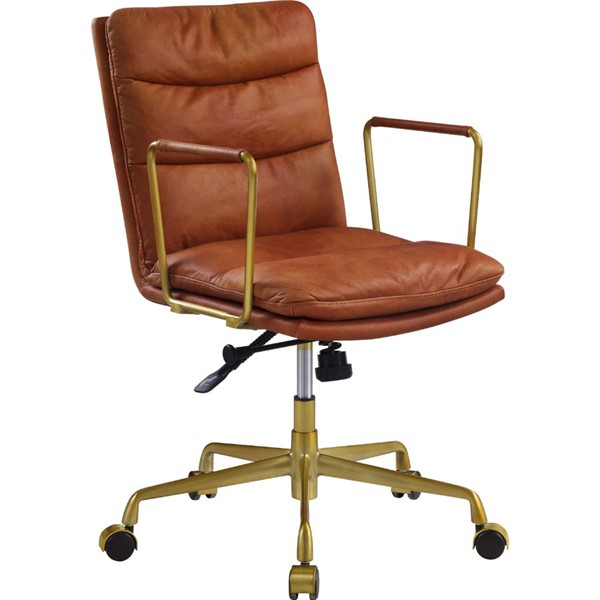 Acme Furniture Dudley Rust Executive Office Chair ACM-92498