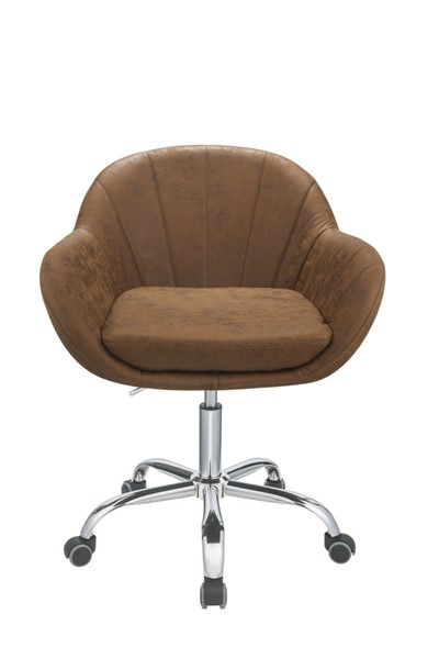 Acme Furniture Giolla Vintage Chocolate Office Chair ACM-92503