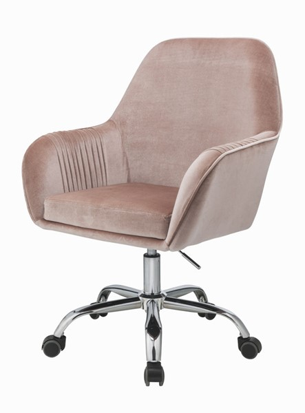 Acme Furniture Eimet Peach Office Chair ACM-92504