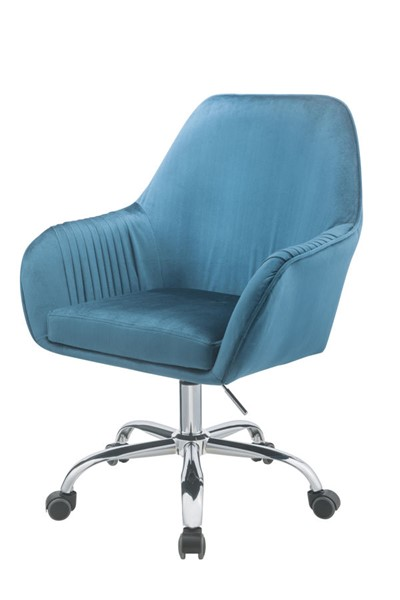 Acme Furniture Eimet Teal Office Chair ACM-92505