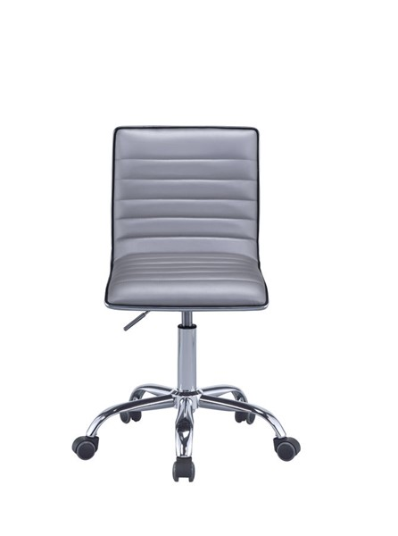 Acme Furniture Alessio Silver Office Chair ACM-92515