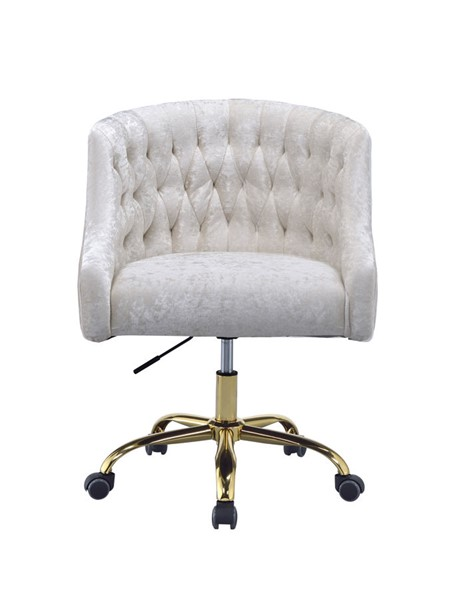 Acme Furniture Levian Vintage Cream Office Chair ACM-92517