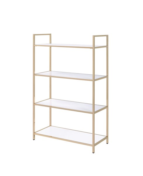 Acme Furniture Ottey White Bookshelf ACM-92542