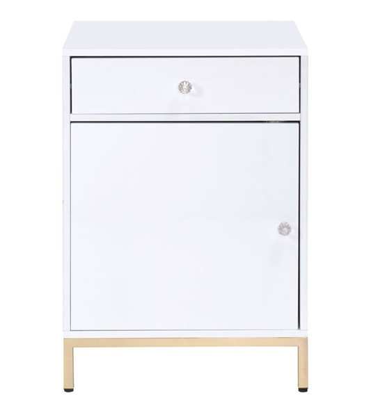 Acme Furniture Ottey White Cabinet ACM-92543