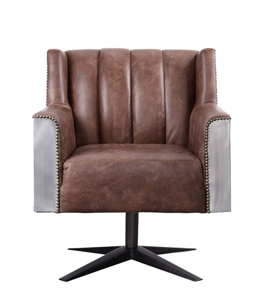 Acme Furniture Brancaster Brown Office Chair ACM-92553
