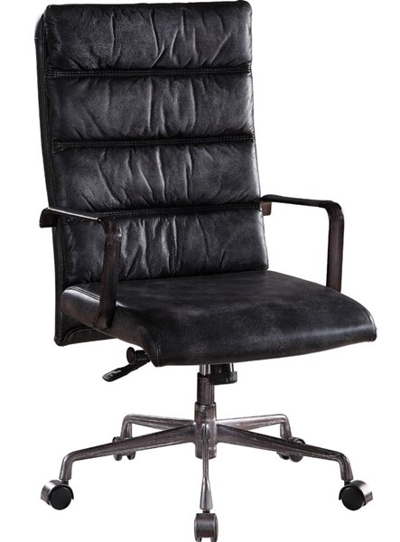 Acme Furniture Jairo Black Executive Office Chairs ACM-92565-OCH-VAR