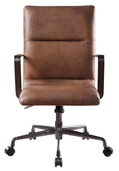 Acme Furniture Indra Chocolate Executive Office Chairs ACM-9256-OCH-VAR