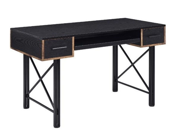 Acme Furniture Settea Black Computer Desk ACM-92799