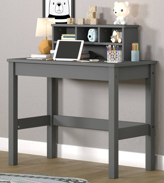 Acme Furniture Logan Gray Writing Desk ACM-92995