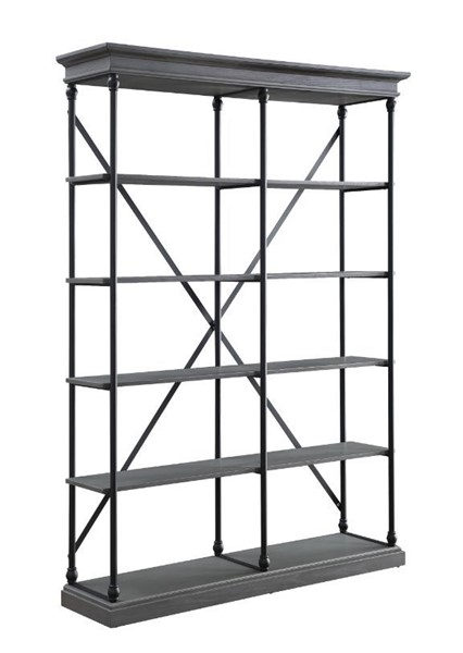 Acme Furniture Rukia Gray Bookshelf ACM-93032