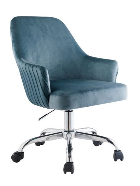 Acme Furniture Vorope Blue Office Chair ACM-93071