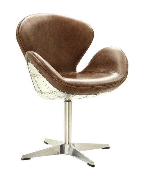 Acme Furniture Brancaster Brown Accent Chair ACM-96553