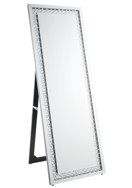 Acme Furniture Nysa Clear Accent Mirror ACM-97025
