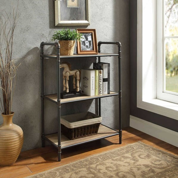 Acme Furniture Itzel Three Shelves Bookshelf ACM-97162