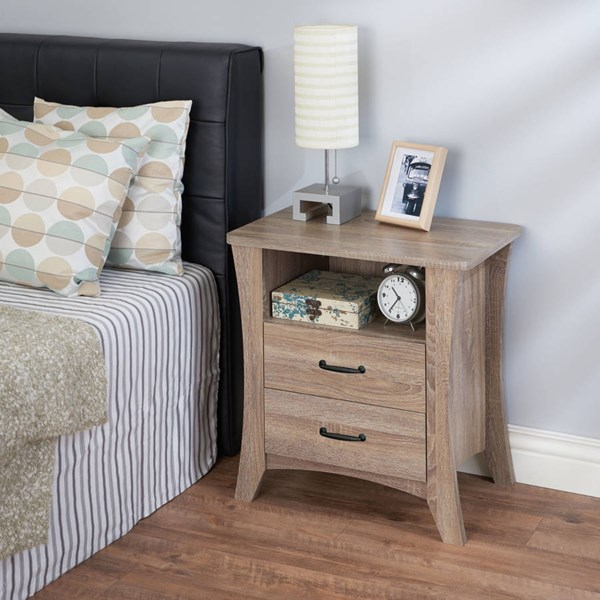 Colt Rustic Natural Nightstand ACM-97262