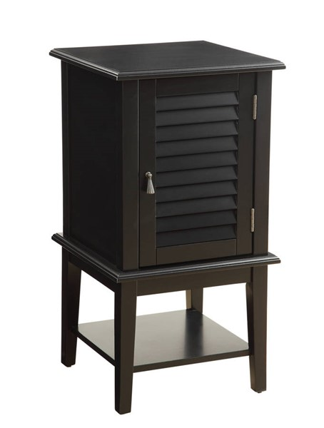 Acme Furniture Hilda II Black Side Table ACM-97350
