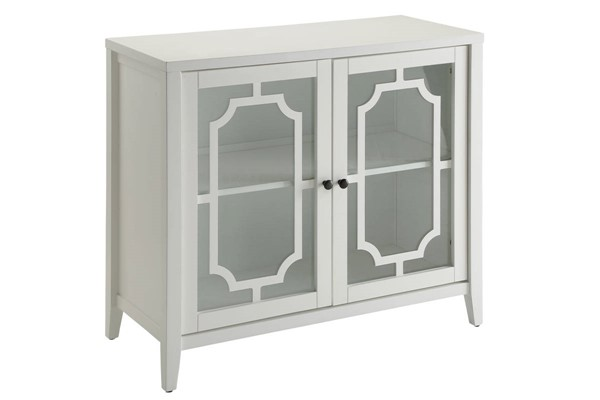Acme Furniture Ceara White Console Table ACM-97384