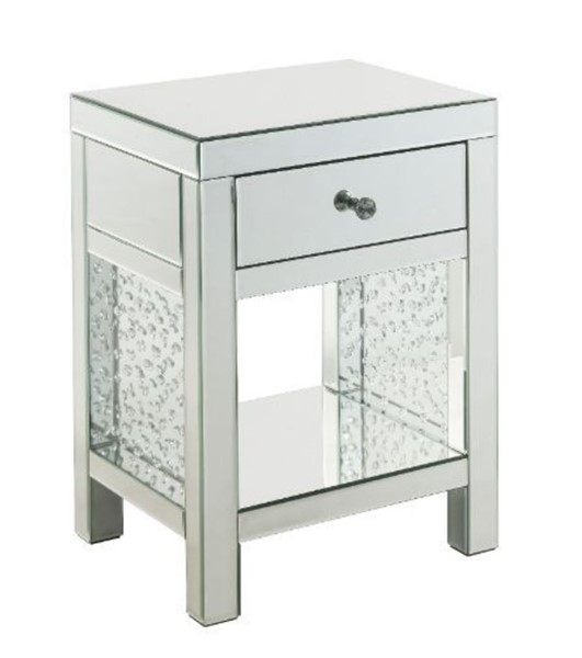 Acme Furniture Nysa Clear Accent Table ACM-97959