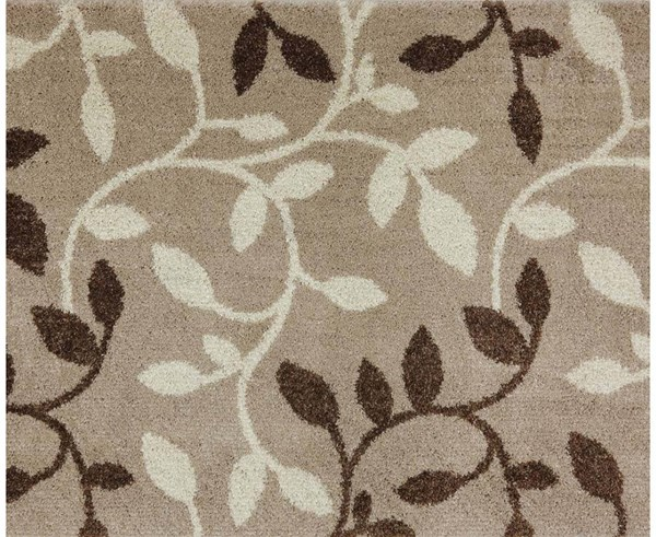 Huxley Entwined Oyster Rectangle Large Rug ACM-99059