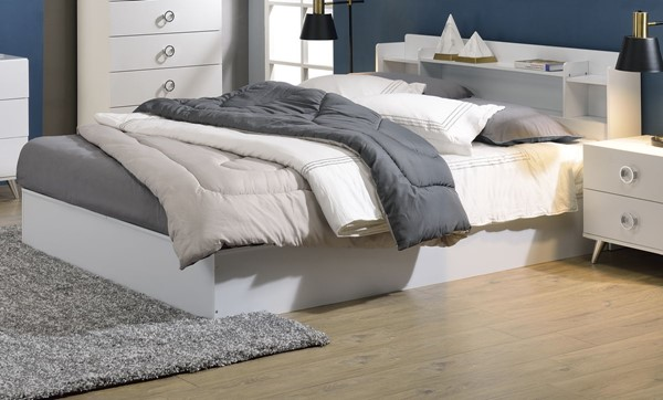 Acme Furniture Perse White Queen Bed ACM-BD00548Q