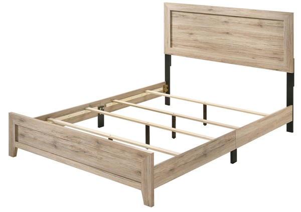 Acme Furniture Miquell Natural Beds ACM-2803-BED-VAR