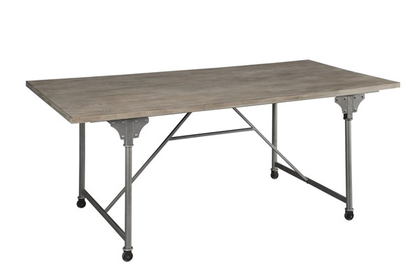 Acme Furniture Jonquil Gray Dining Table ACM-70275