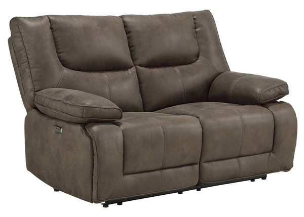 Acme Furniture Harumi Gray Power Loveseat ACM-54896