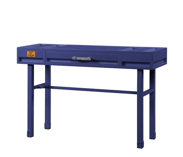 Acme Furniture Cargo Blue Vanity Desk ACM-35939