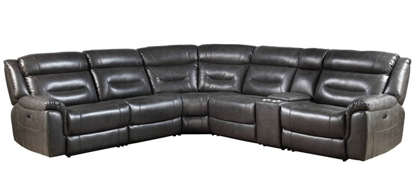 Acme Furniture Imogen Gray Power Sectional ACM-54810
