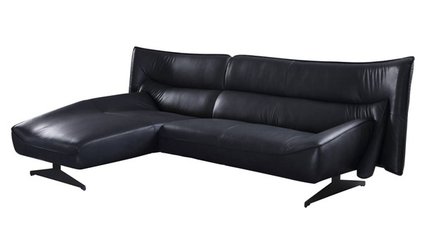 Acme Furniture Maeko Dark Gray Sectional Sofa ACM-55060