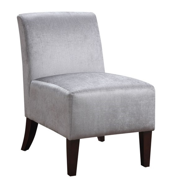 AC Pacific Claire Anthracite Accent Chair ACP-CLAIRE-C