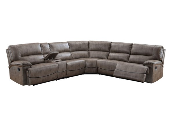 AC Pacific Donovan Taupe Sectional ACP-DONOVAN-SECTIONAL