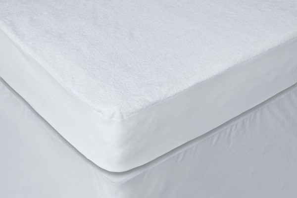 AC Pacific Terry Waterproof Queen Mattress Protector ACP-MP-TERRY-Q
