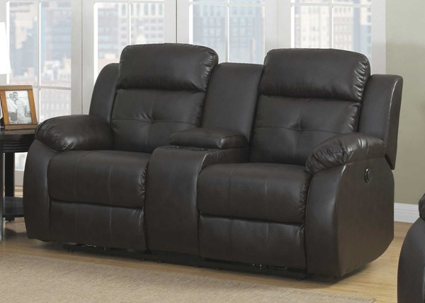AC Pacific Troy Espresso Power Reclining Loveseat ACP-TROY-PCRL
