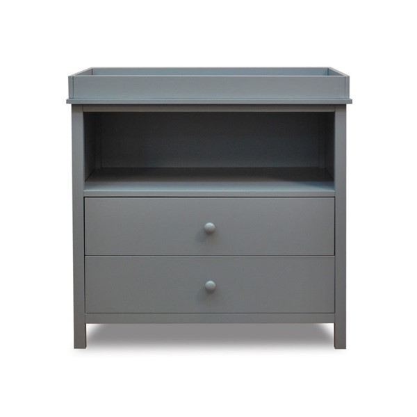AFG Baby Furniture Amber Gray Changing Table AFG-007G