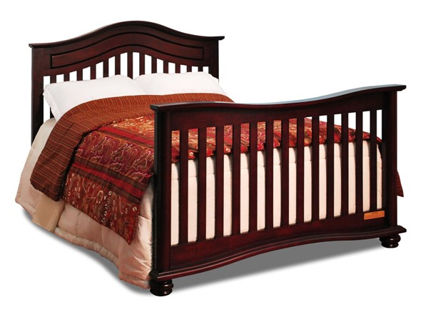 AFG Baby Furniture Lia Convertible Cribs With Bed Rail AFG-4688-S