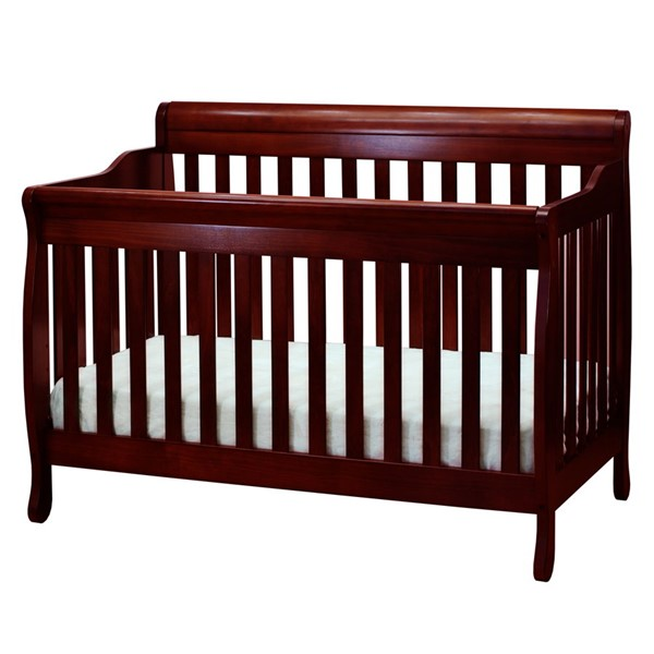 AFG Baby Furniture Alice Convertible Cribs with Toddler Rail AFG-4689-CRB-VAR